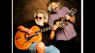 Jerry Garcia & David Grisman - San Francisco 12 8 91