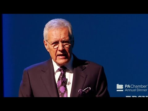 Alex Trebek shares setback in cancer battle