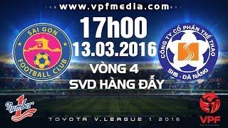 ha noi vs shb da nang - vleague 2016  full
