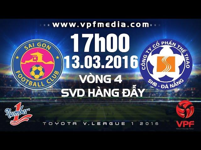 Xem lại: Hà Nội vs SHB Đà Nẵng