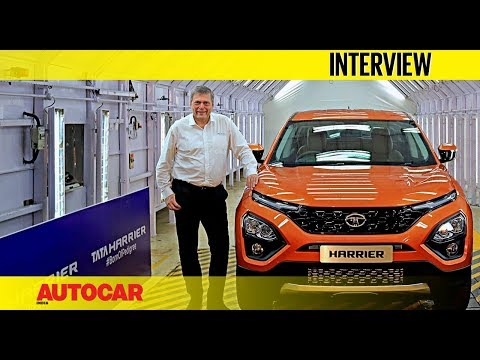 Guenter Butschek CEO & MD Tata Motors I Interview I Autocar India