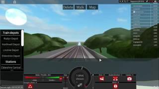 Roblox #10 Terminal Railways, ou à bord de trains/dans FRANEKSTEIN