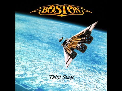 Boston - Third Stage (Full Album, 1986) HD