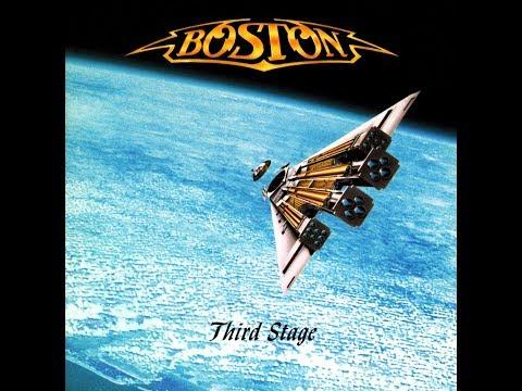 Boston - Third Stage (Full Album, 1986) HD