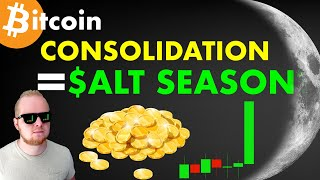 $ALT SEASON IS COMING!!! #Bitcoin Consolidation Before Next ATH???
