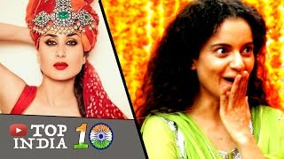 Top 10 Highest Paid Bollywood Actress || Top10INDIA [HD]
