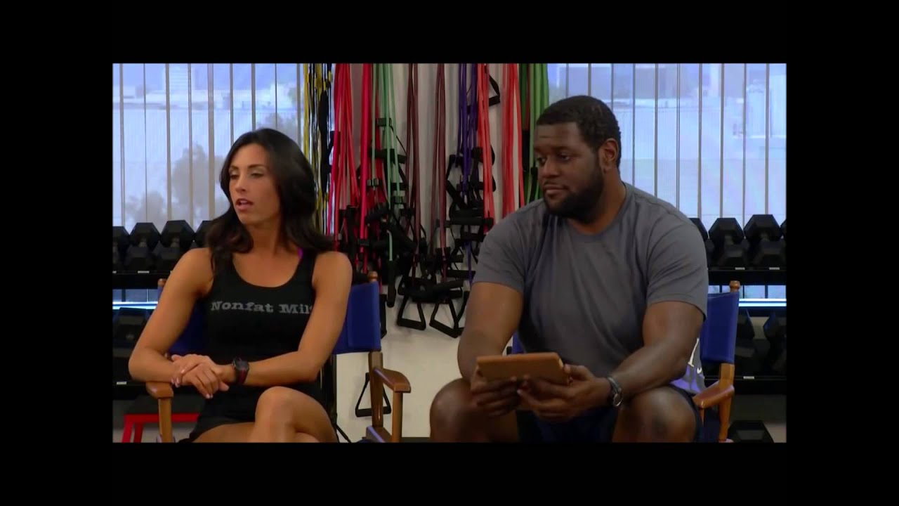 Autumn Calabrese Discusses Not Losing Weight On The 21 Day Fix
