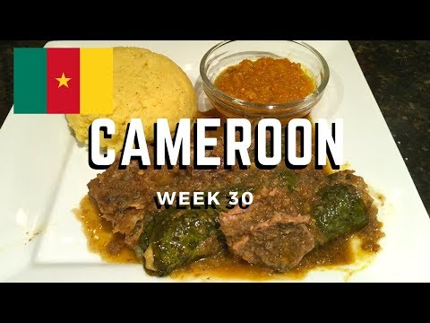 Second Spin, Country 30: Cameroon [International Food]