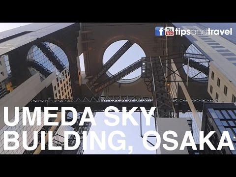 Umeda Sky Building, Osaka Japón