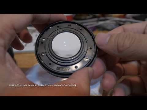 TUTORIAL Remove Fungus /mould from your lens in 7 minutes