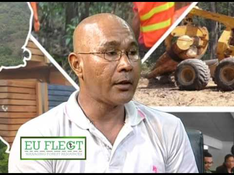 EU FLEGT - Managing Forest Resources in Guyana