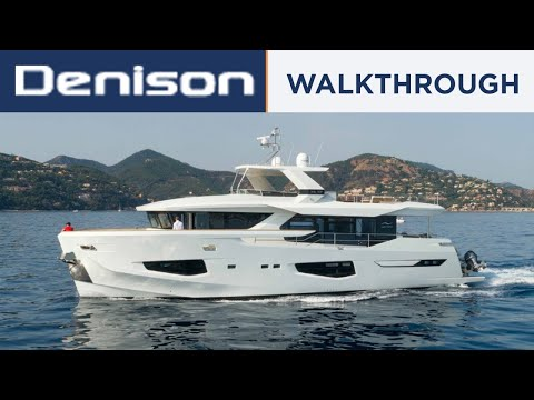 NuMarine 26XP Explorer Yacht [Walkthrough]