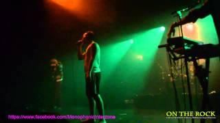 Monophonic Interzone en Live au CMCL de Gap On the Rock Ossy DJ kriss