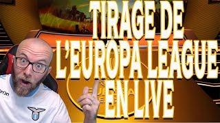 LIVE: TIRAGE DE L'EUROPA LEAGUE 2019 ( C3)