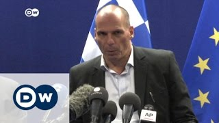 تداعيات استقالة وزير المالية اليوناني | الأخبار