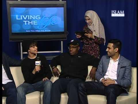 Harris J, Mesut Kurtis, Preacher Moss, Saif Adam,  Zaid Ali on LTL
