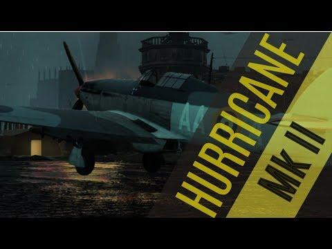 World of Warplanes 2.0 Hurricane Mk II Dog Fighting in New Adventures 20