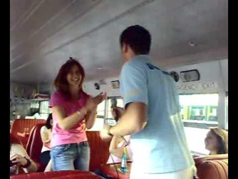 School Bus Bar BusBar Partybus Jungesellinenabschied Karaoke