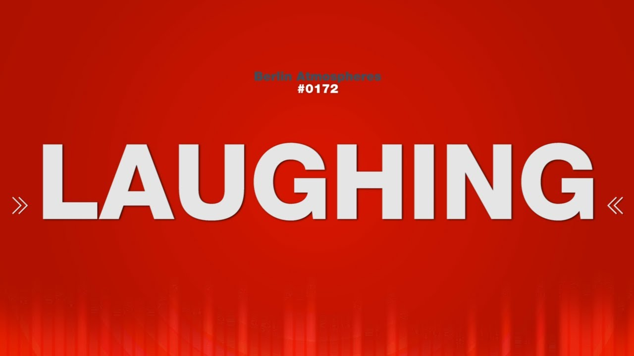 Super Laughing SOUND EFFECT - Laughs Laughter Lachen - YouTube