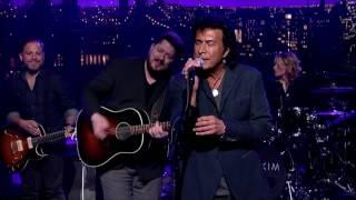 Andy Kim & Kevin Drew - Sister OK (David Letterman)
