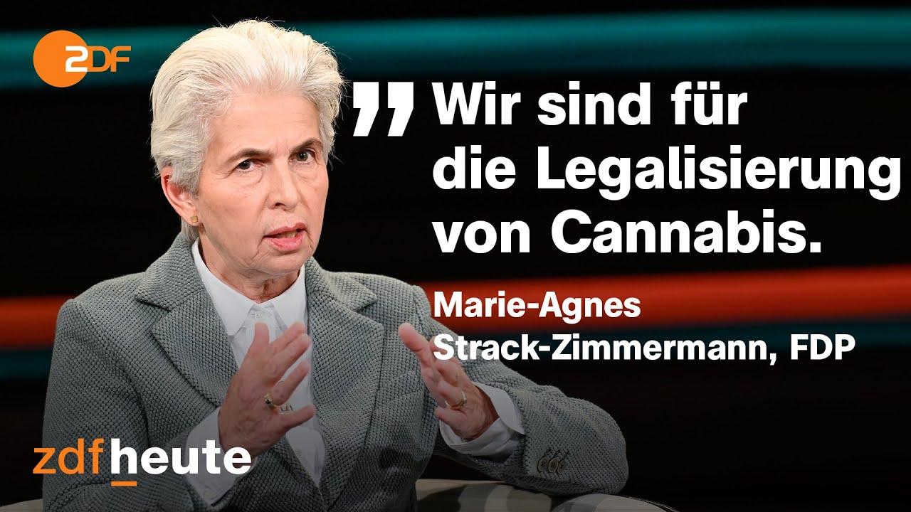 Download Debatte: Unionskrise und Cannabis-Legalisierung   Markus Lanz vom 20. Oktober 2021