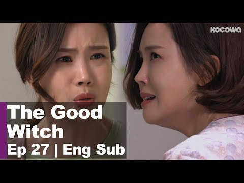 Lee Da Hae's Two Terrifying Faces [The Good Witch Ep 27]