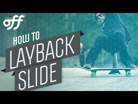 Layback Slide - Manobras de Skate - Canal Off