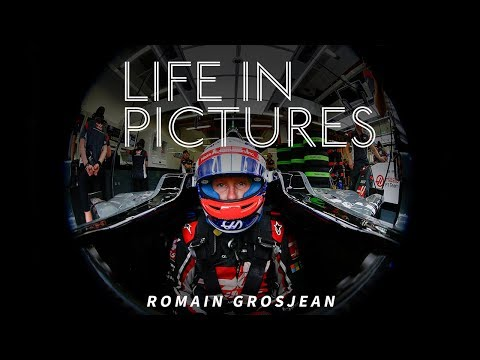 Romain Grosjean: Life in Pictures presented by Motorsport Images