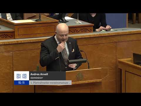 Riigikogu istung, 11. detsember 2017
