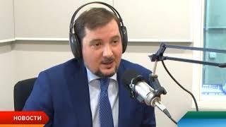 Александр Цыбульский поделился подробностями частной жизни в прямом эфире «Север FM»