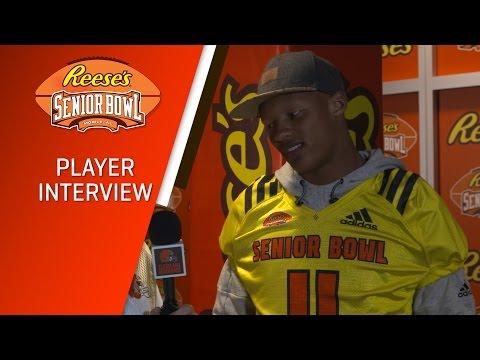 Senior Bowl: QB Josh Dobbs Interview