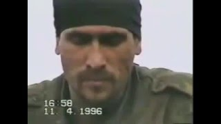 Война в Чечне рассказ танкистов