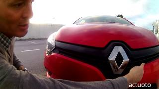 Actuoto: Essai Renault Clio 4 restylée 1.2 16v 75 ch (populaire) à Tunis رينو كليو شعبية