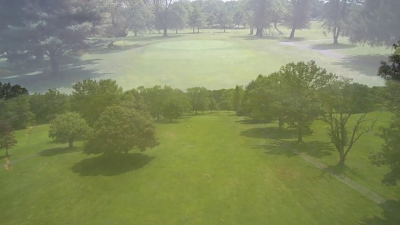 Pine Lakes Golf Club - Hole #7 - YouTube