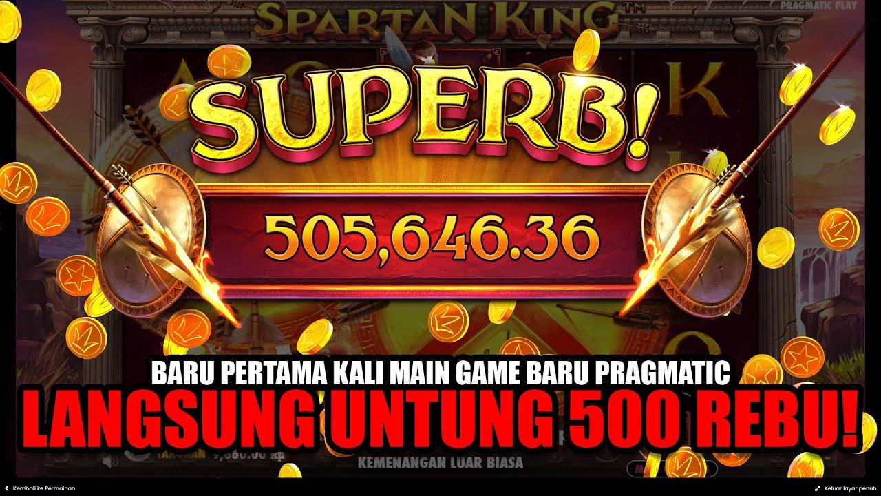 Spartan King Slot Pragmatic Sering Menang Ibosport Situs Judi Online Youtube
