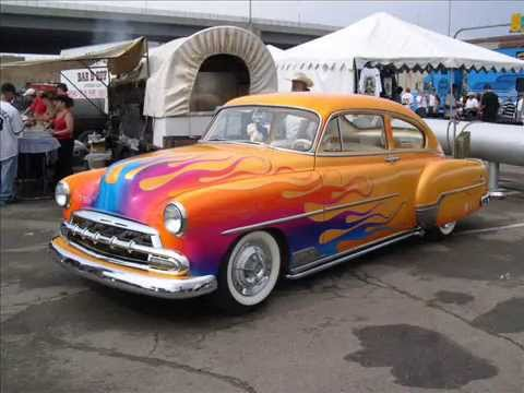 Lowrider cars and trucks of the 30s 40s and 50s - YouTube