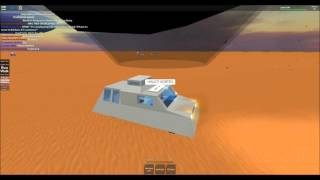 ROBLOX Storm Chasing - S5 EP1 - ROBLOXia & Burwell DEMOLISHED By An EF5!
