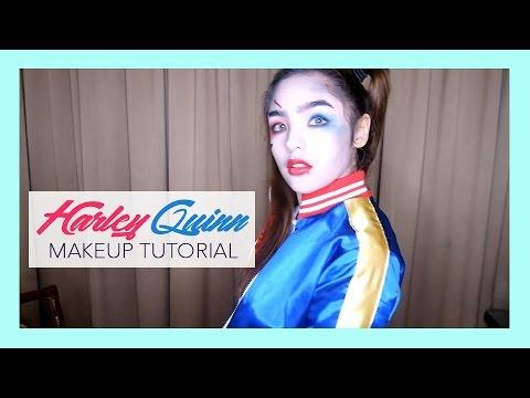 Harley Quinn Makeup Tutorial (ft. Careline...