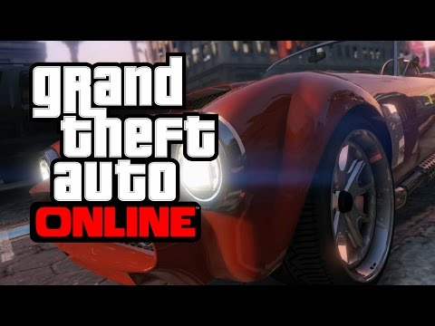Grand Theft Auto Online - Executives and Other Criminals Trailer