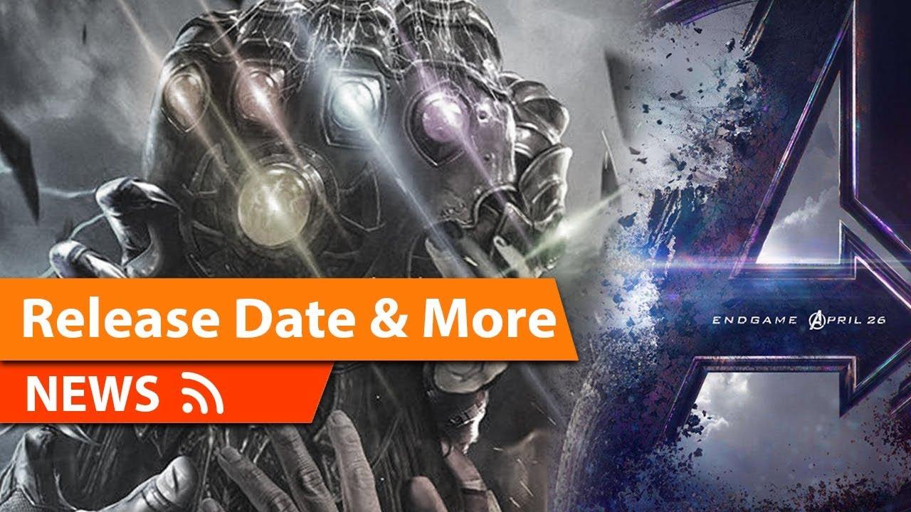 Avengers Endgame Release Date Photo: Avengers Endgame NEW Release Date & Official Poster