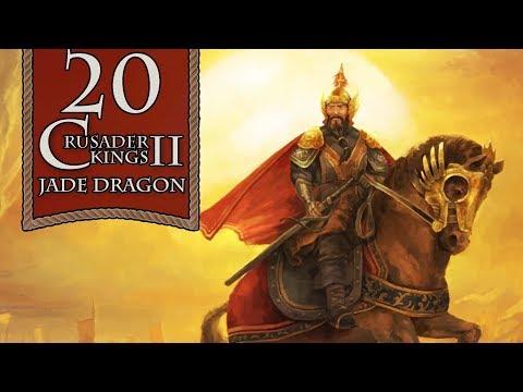 Sakya Trizin - A Jade Dragon DLC Let's Play - 20 [CK2 Achievement Campaign]  