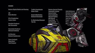 Transformers War for Cybertron End Credits with Song (No Spoilers) Video Game