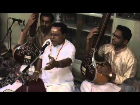 Ganakalabhushana Shri R K Padmanabha At Garden Villas Bangalore Part One