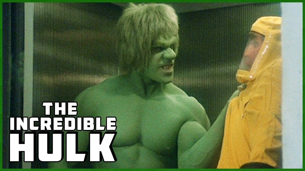 O Hulk Visita O Laboratório   O Incrível Hulk