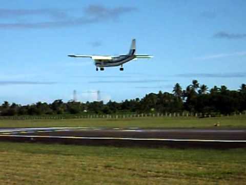 Lani Pilots Islander
