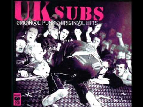 Uk Subs - Tomorrows Girls