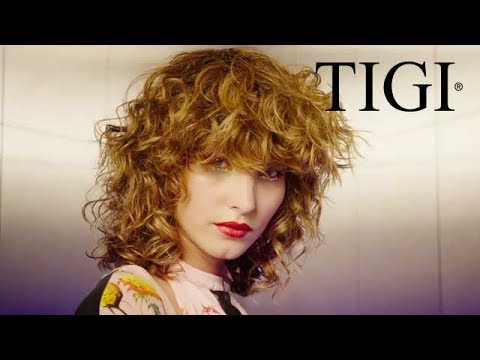 How to Get the Look: Styling Editorial Curls | TIGI Shift Collection