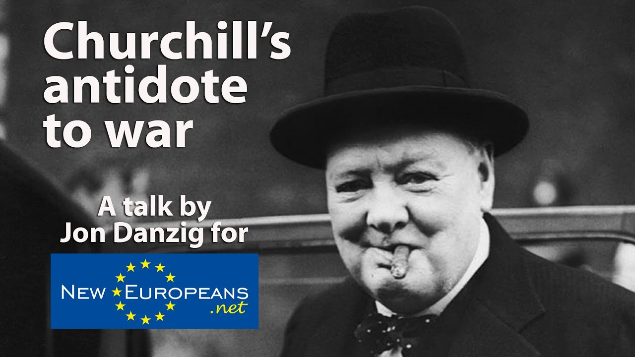 Winston Churchill A Founder Of The European Union Eu Rope