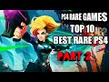 TOP 10 PS4 Rare, Underrated, hidden games - Part 2