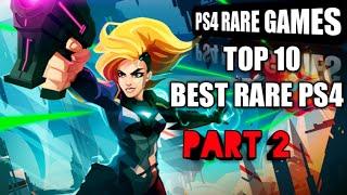 TOP 10 PS4 Rare, Underrated, hidden games - Part 2